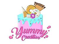 Logo Yummy Création