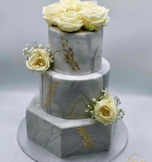 wedding cake heaven's cake