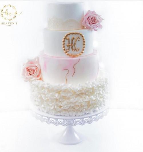 wedding cake chez mon event privé